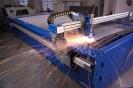 Оборудование для лазерной резки листового металла. Толщина обрабатываемого металла - 0,5 - 3 мм._1